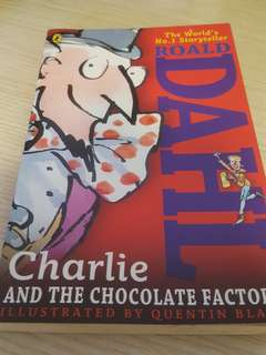 Roald Dahl Charile and the Chocolate Factory
