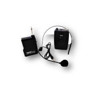 SH100C– Professional Headset Microphone w/ Battery
