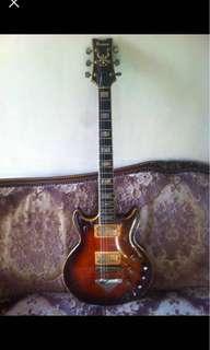 Ibanez Artist 1981 guitar