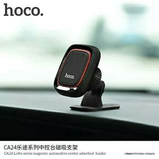 Hoco magnetic car phone holder汽車磁鐵手機支架