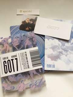 [WTS] GOT7 Departure Album (Serenity Version)