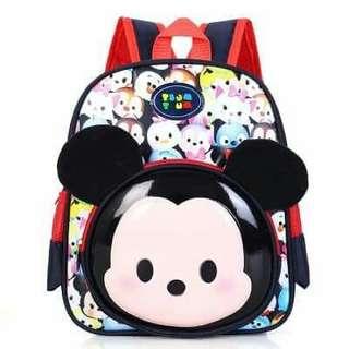 👛 READYSTOCK, H516 mkey cute backpack