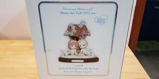 Precious Moments Figurine(limited)