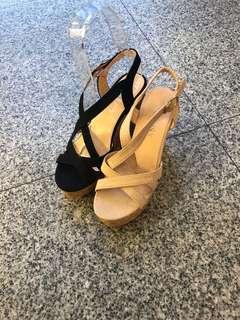 🚚 #女款厚底涼鞋 👉👉2色36.37.38.39 $390