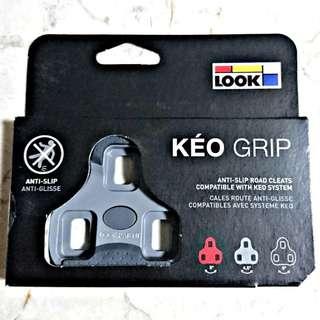 (Discount) Original Look Keo Grip Cleats (Grey)