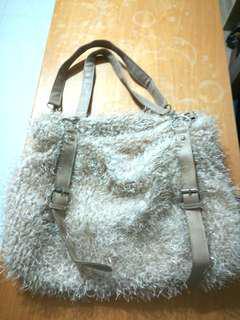 Furry bag