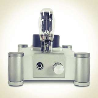 E100 OTL tube amplifier, based on bottlehead crack