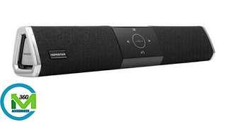 20W Wireless Bluetooth Speaker Soundbar Touch NFC Cloth Sound Bar Subwoofer