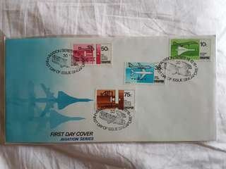 1978 First Day Cover