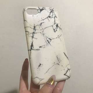 casing iphone 7 marble