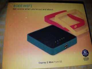 4G MIFI Mobile Router