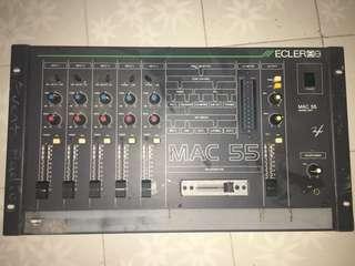 ECLER MAC 55 Mixer