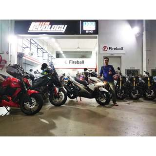 HARI RAYA REVOLOGY 2B Bike Promotion