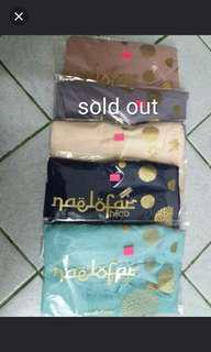 instant shawl neelofa #KayaRaya