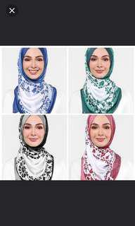 Duck Scarves #KayaRaya