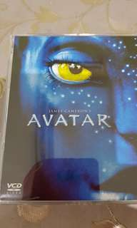 Avatar. 3 Vcds in 1 pack