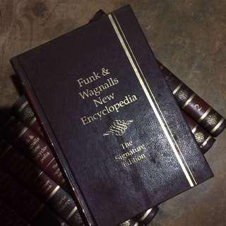Funk&Wagnalls New Encyclopedia