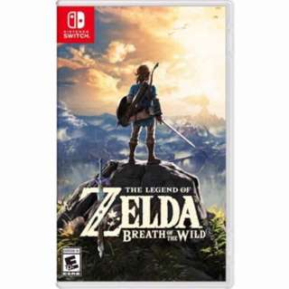 BNIB Nintendo Switch Zelda Breath of the Wild