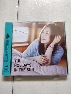 YUI - Holiday in the sun