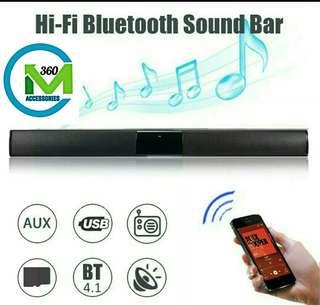 BS-28A 20W 4.1 Bluetooth Subwoofer Soundbar