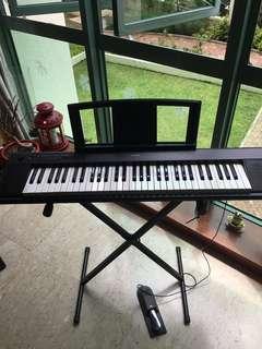 YAMAHA Keyboard (Price Negotiable)