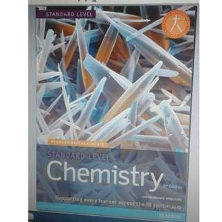 IB Chemistry SL - Pearson - Second Edition