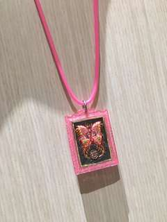 Necklace Butterfly Amulet