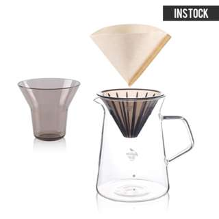 [Instock] Ready All Drip Pour Over Coffee Set