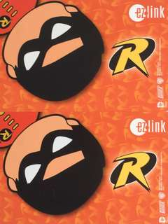 Limited Edition brand new DC Comics Robin Design ezlink For $10 EACH.