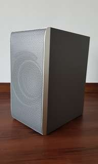 LG wireless active subwoofer