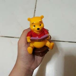 Rare Winnie the Pooh Figure