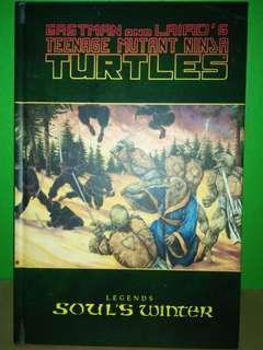 TMNT Hardcover: Legends Soul's Winter