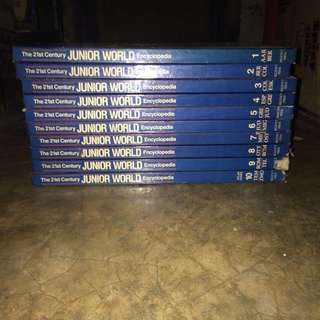 Junior World Encyclopedia