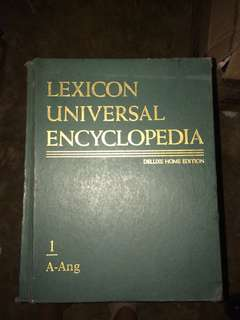 Lexicon Universal Encyclopedia