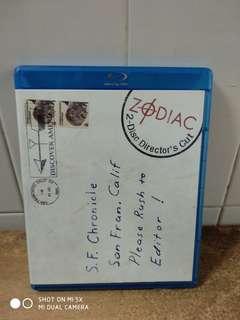 Zodiac - 2-Disc Director's Cut - Blu Ray - US import (original)