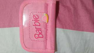 Barbie cute size wallet