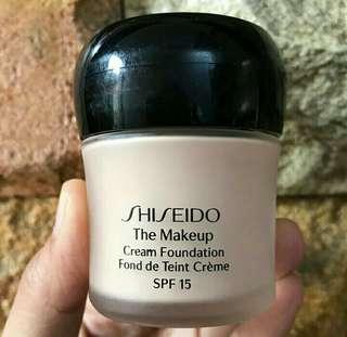 Shiseido Creme Foundation