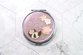 🔻小熊貓櫻花鏡盒🔻