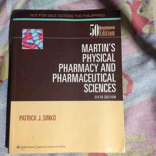 Martin's Physical Pharmacy & Pharmaceutical Science