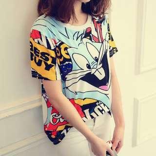 Korean T-Shirt 24- COD