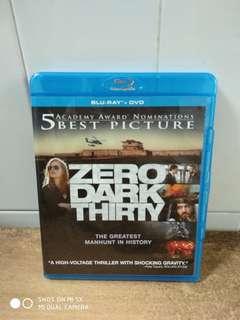 Zero Dark Thirty - Blu Ray & DVD - US Import (original)