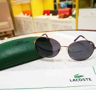 Lacoste Sun Glasses ❤️MARK DOWN SALE P3500 ONLY❤️ ✖️✖️P4500✖️✖️ In excellent condition With case and wipecloth Swipe for detailed pics