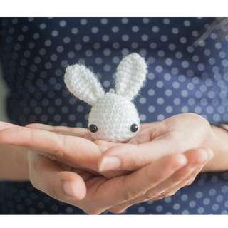 Toki the Bunny Amigurumi