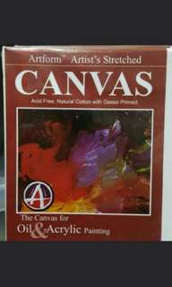 GSS SALE - Art - Drawing Canvas/ Stretched Canvas