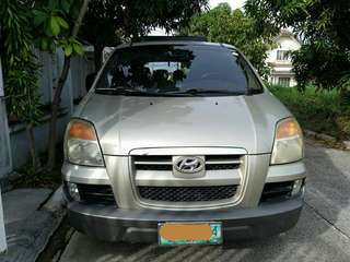 Hyundai CRDI Starex Gold series 2005