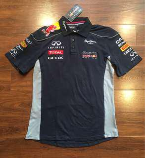 Infiniti Red Bull Racing Poloshirt size S
