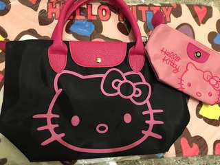 🚚 Kitty 防水包(買大送小)