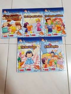 Robin collection: the tales of two fairies (set 2)
