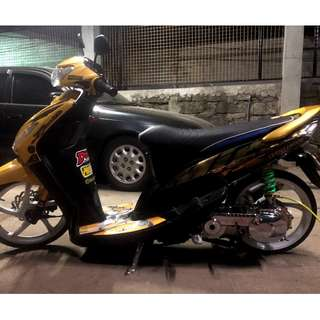 Yamaha Mio Amore all stock pormado and complete papers