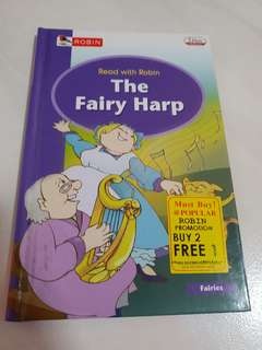 Robin: the fairy harp